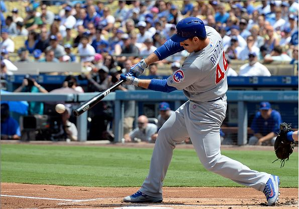 Anthony Rizzo: A Modern Day Barry Bonds