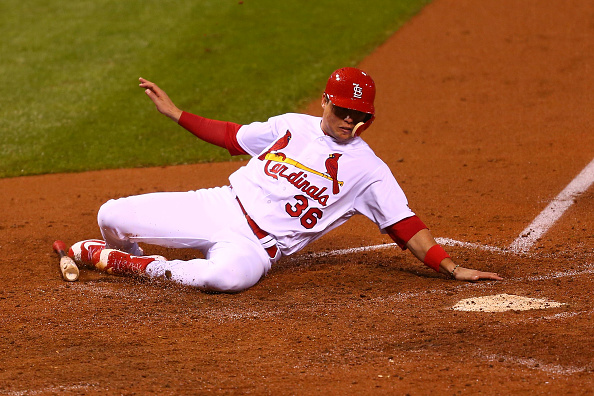 Cardinals trade Diaz to Blue Jays for outfield prospect Woodman