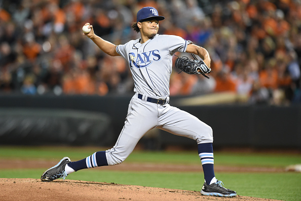 Tampa bay rays 2017 season preview last word on baseball for Mitchell s fish market tampa