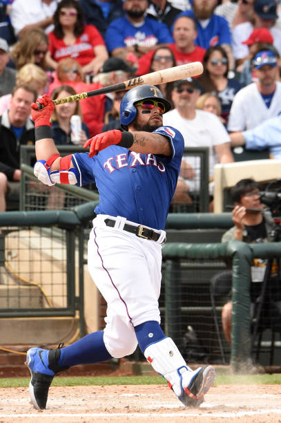 Rougned Odor Signs Extension - Last Word on Baseball