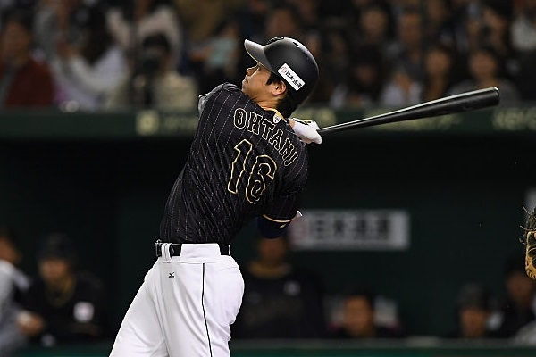 Shohei Otani Signs With the Los Angeles Angels