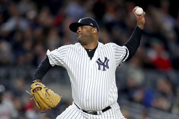 CC Sabathia, Yankees Reportedly Agree to 1-Year, $10 Million Contract