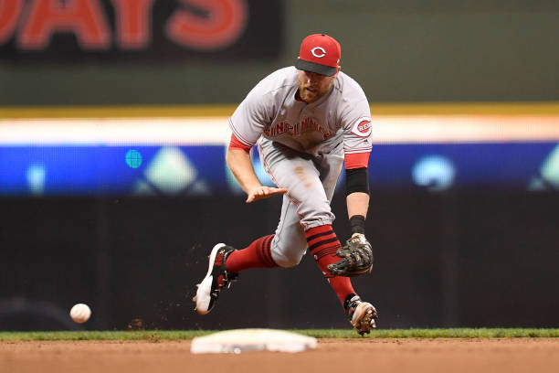 Angels Sign All-Star Infielder Zack Cozart From Cincinnati