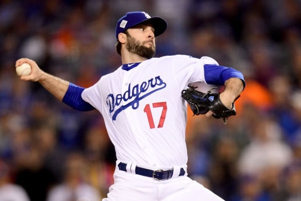Chicago Cubs Sign Brandon Morrow - Last Word on Baseball