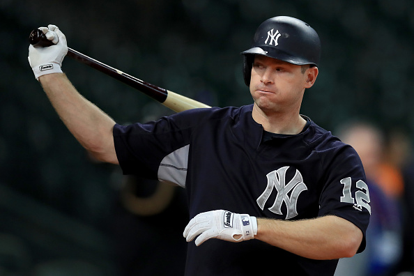 Yankees trade Chase Headley to Padres