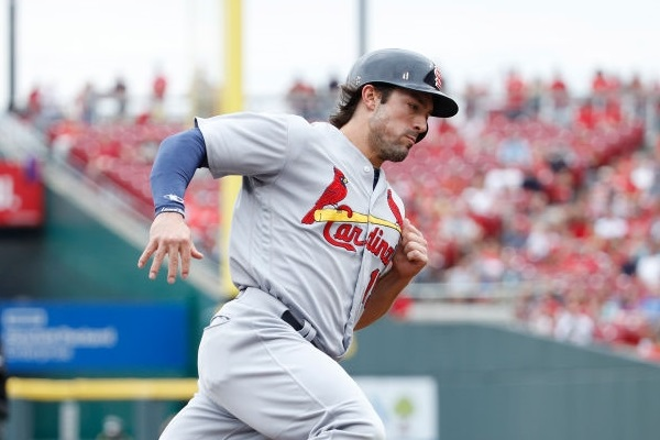 Randal Grichuk traded to Blue Jays from Cardinals for two pitchers