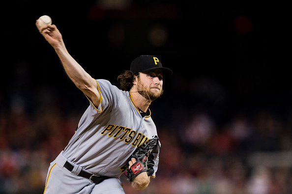 Pirates' Gerrit Cole Traded To Houston Astros