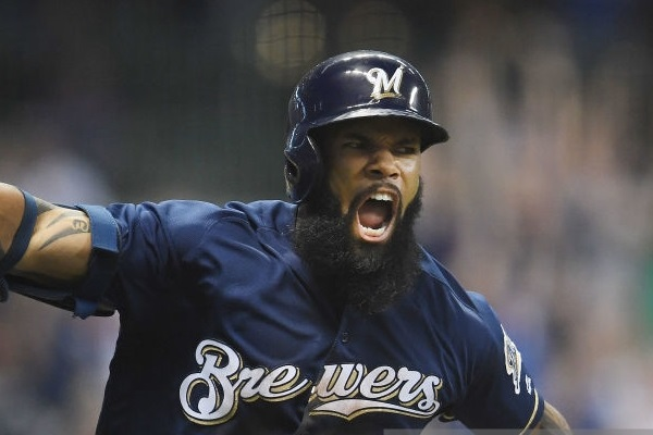 2018 Milwaukee Brewers