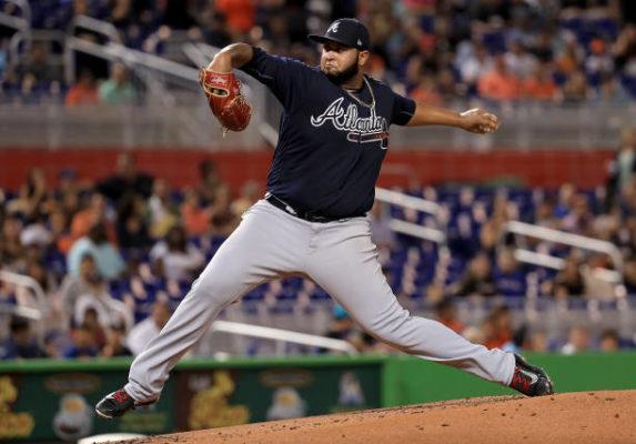 atlanta braves prospect profile luiz gohara last word on baseball