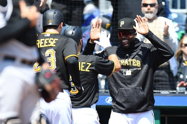 red-hot Pittsburgh Pirates