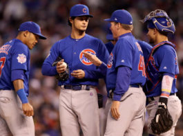 Chicago Cubs Rotation