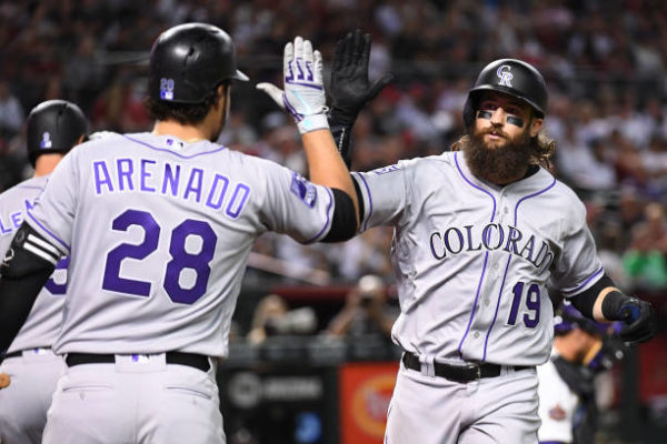 colorado rockies sign charlie blackmon to six year extension last