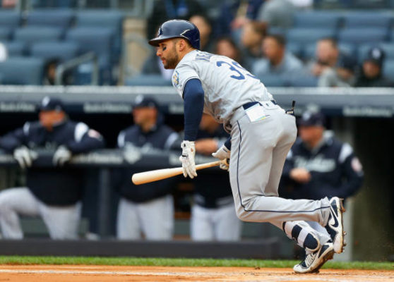 Rays' Kiermaier will miss 2 to 3 months with thumb injury