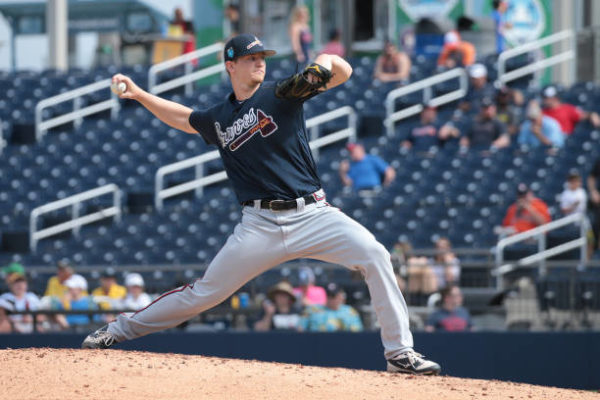 Atlanta Braves: Mike Soroka makes his Major League Baseball debut Tuesday