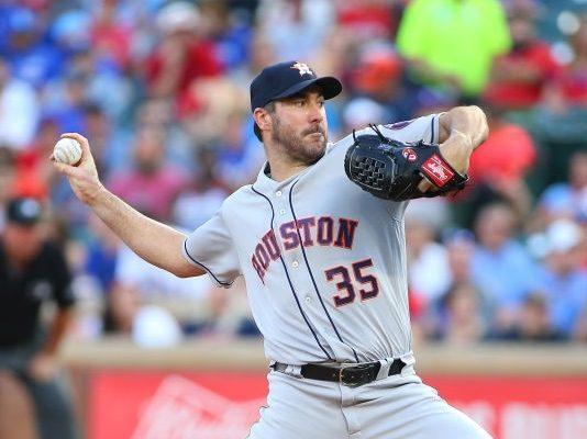 Houston Astros rotation