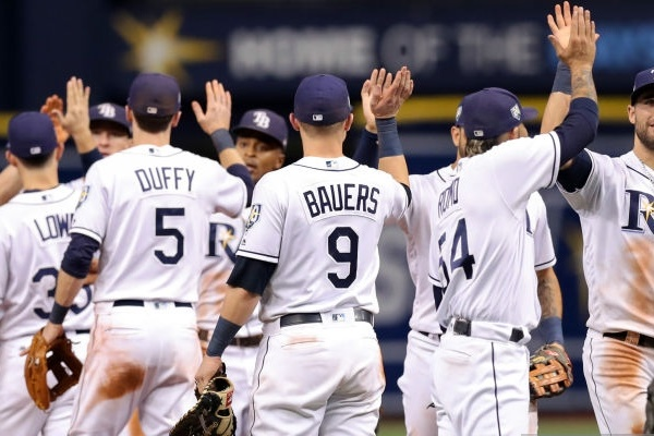 brand new 82dfc 8b230 In-Season Trades Have Paid Off for the Tampa Bay Rays in ...