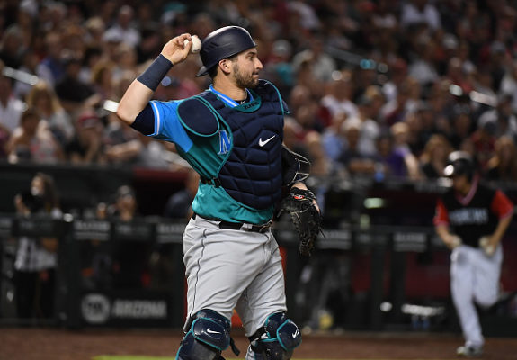 6c6a1ee2 Tampa Bay Rays Acquire Mike Zunino in Five-Player Trade with Seattle  Mariners