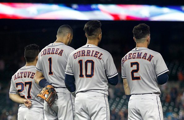 Astros 2019 >> Houston Astros 2019 Season Preview Infield Last Word On