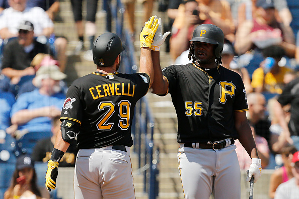 Image result for pittsburgh pirates 2019 josh bell