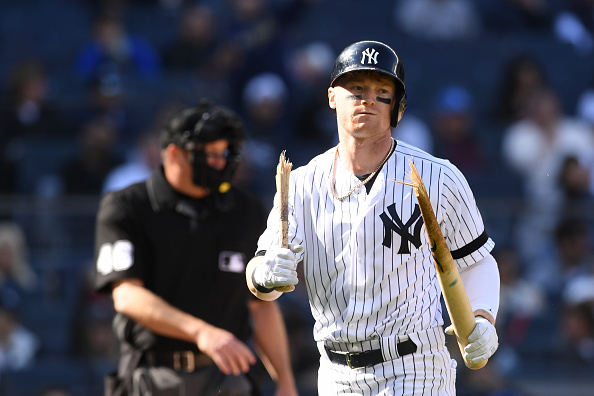 New York Yankees 2020 Roster New York Yankees Roster: Musical Chairs Continue