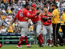Cincinnati Reds Suspensions