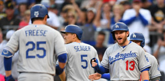 Los Angeles Dodgers Best Record