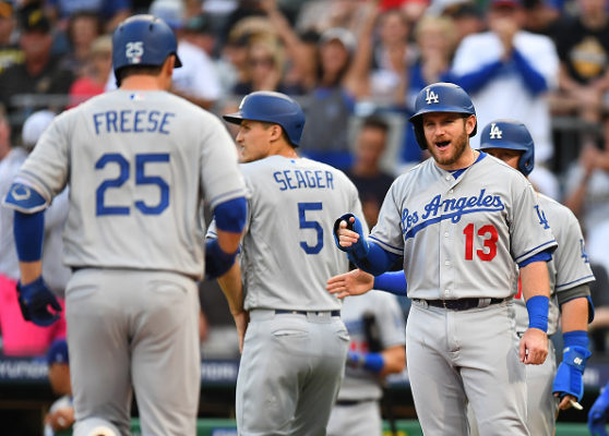 los angeles eb323 6b0f8 Los Angeles Dodgers: Best Record in the National League