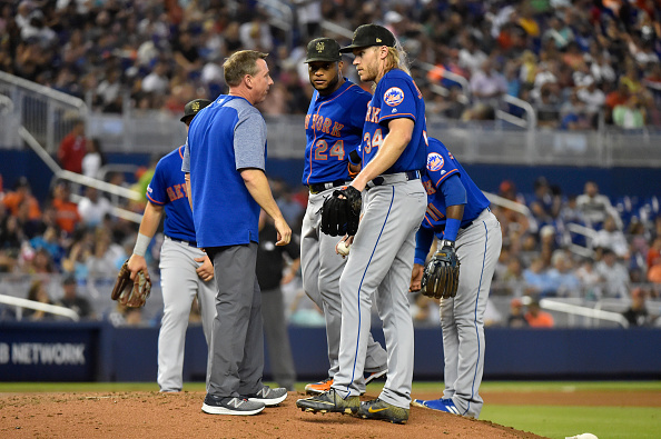 Mets Injuries Pile Up