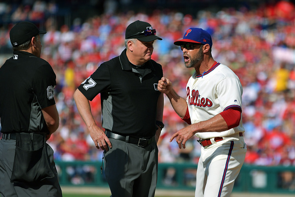 Ejection Inspection, Week 13: Gabe Kapler Gets First Ejection