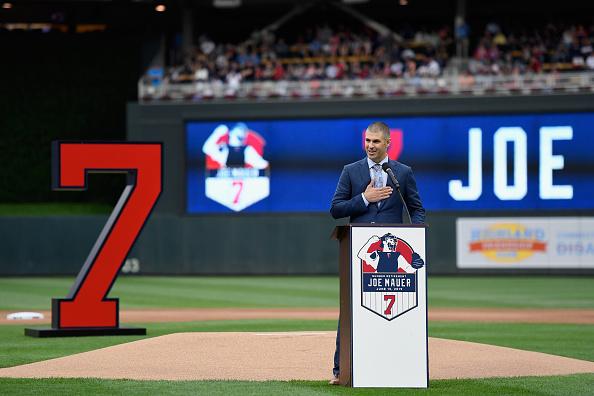 bec4c35a7 Joe Mauer Is Forever a Minnesota Twins Legend - Last Word on Baseball