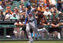 Dodgers Giants