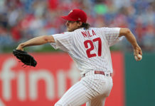 Phillies pitching