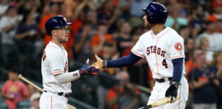 Astros Playoff Odds