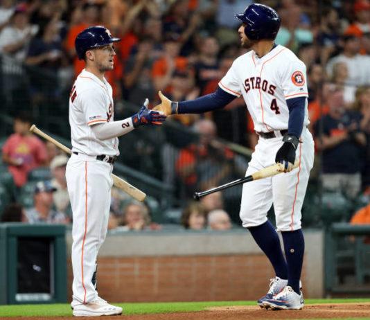 Astros Playoff Odds
