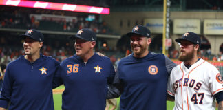 Astros No-Hitter