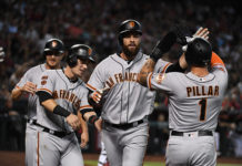 Giants Diamondbacks
