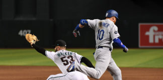 Diamondbacks Dodgers