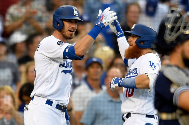Dodgers Playoff Odds