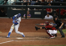 Dodgers Diamondbacks