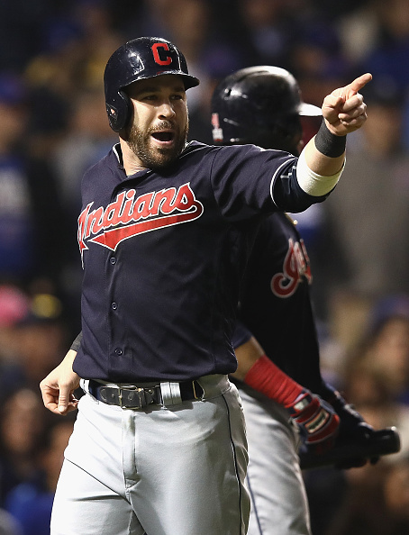 Jason Kipnis signs with the Chicago Cubs