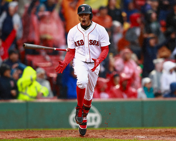 Mookie Betts, David Price traded to Dodgers