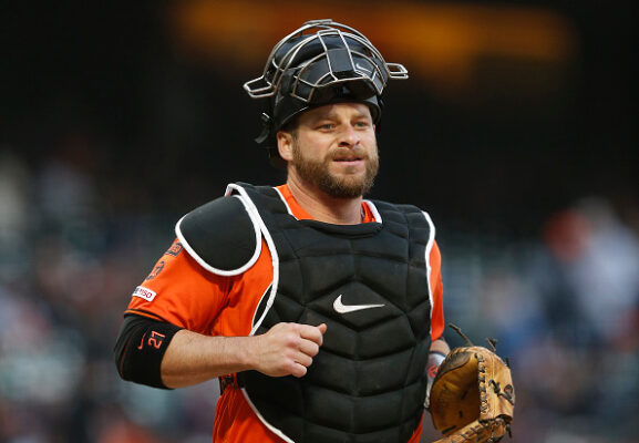 Stephen Vogt: New Backup Catcher for Arizona Diamondbacks