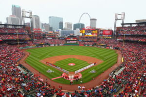 Ballparks - Busch Stadium