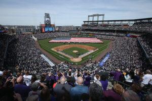 Ballparks - Coors Field