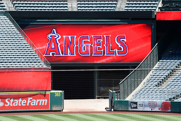 Los Angeles Angels Opening Day 2020 Roster