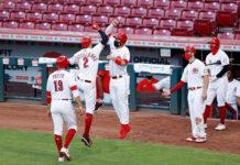 Reds Cubs