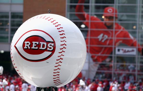 Reds Designated Hitter