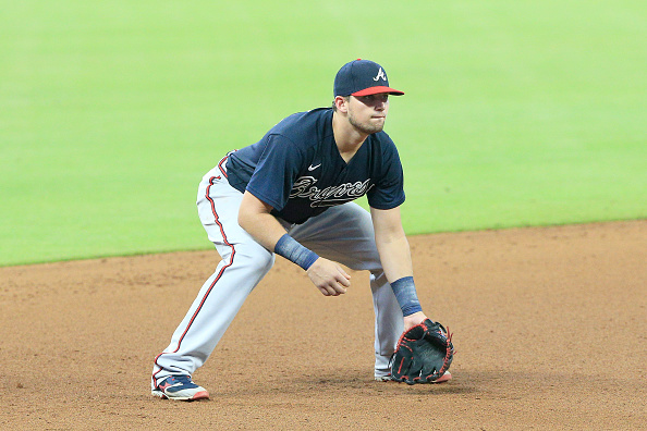 Braves third base