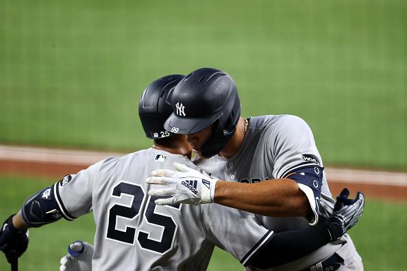 Yankees offense