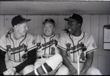 1957 Milwaukee Braves